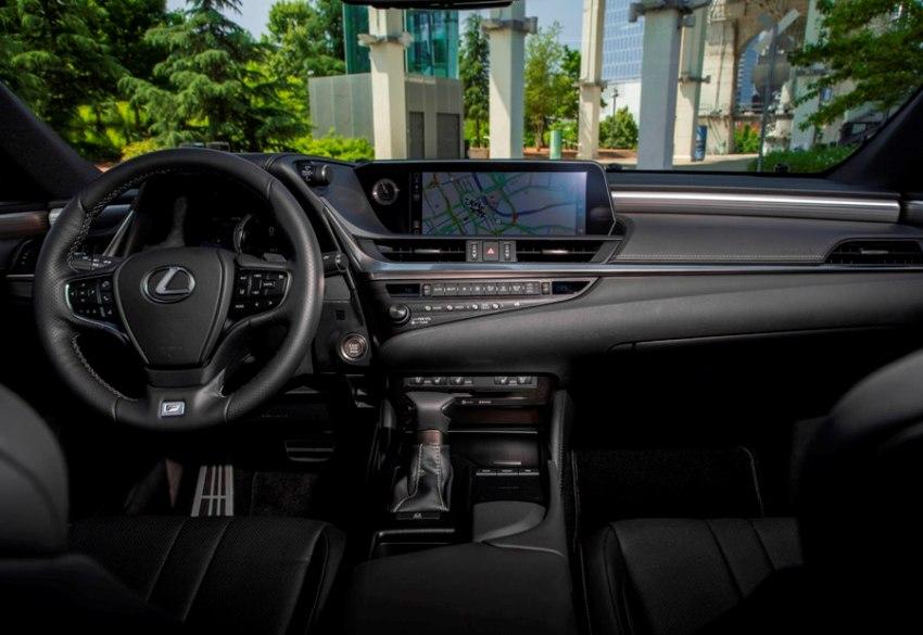 Lexus ES 350 Ultra Luxury 7th Generation